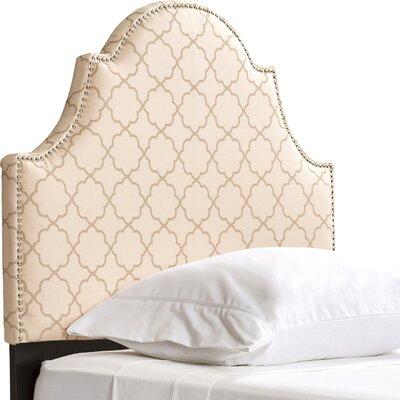 Ricardo Twin Upholstered Panel Headboard