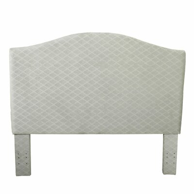 Lilly Upholstered Headboard Size: Queen / Full