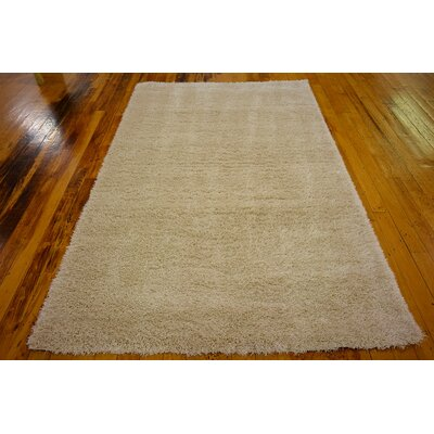 Evelyn Ivory Area Rug Rug Size: Rectangle 5 x 8