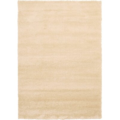Evelyn Ivory Area Rug Rug Size: 7 x 10