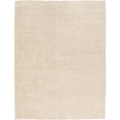 Evelyn Ivory Area Rug Rug Size: 122 x 16