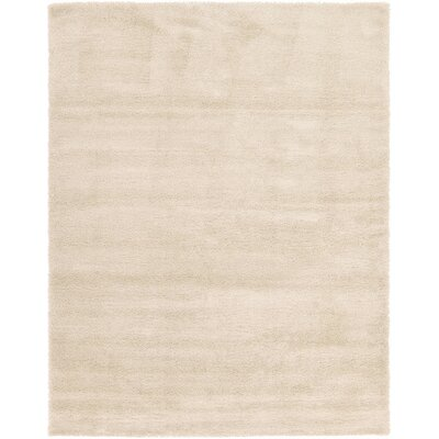Evelyn Ivory Area Rug Rug Size: Rectangle 10 x 13