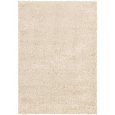Evelyn Ivory Area Rug Rug Size: Rectangle 6 x 9