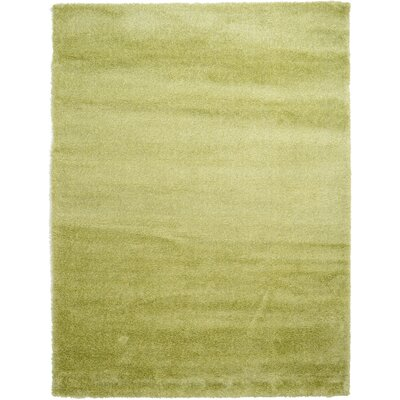 Evelyn Cedar Green Area Rug Rug Size: 9 x 12
