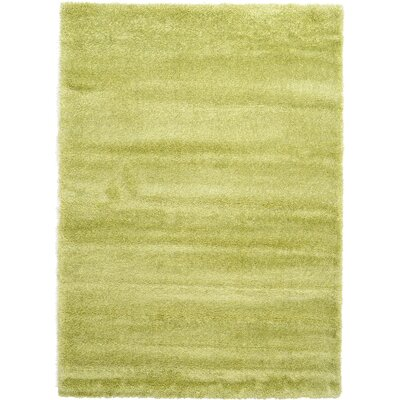 Evelyn Cedar Green Area Rug Rug Size: 5 x 8