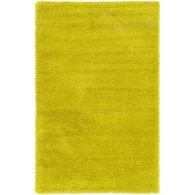 Evelyn Yellow Area Rug Rug Size: 5 x 8