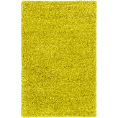 Evelyn Yellow Area Rug Rug Size: 27 x 65