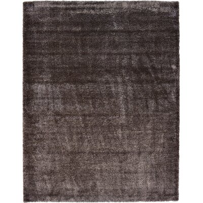 Evelyn Pinecone Brown Area Rug Rug Size: 122 x 16