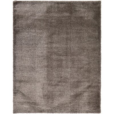 Evelyn Pinecone Brown Area Rug Rug Size: 10 x 13