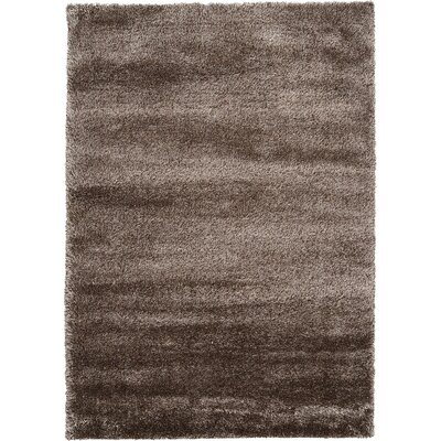 Evelyn Pinecone Brown Area Rug Rug Size: 7 x 10