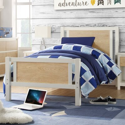 Hayden Twin Panel Bed