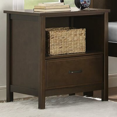 Lila 1 Drawer Nightstand