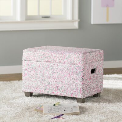 Lilly Medium Storage Ottoman