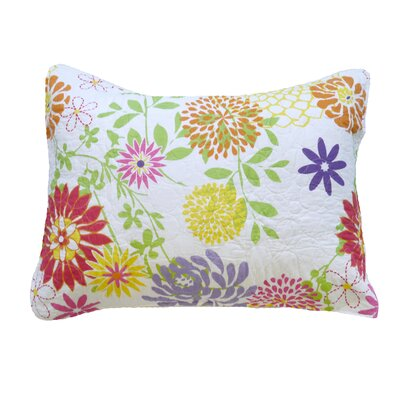 Cayce Floral Cotton Sham