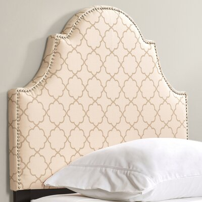 Ricardo Twin Upholstered Panel Headboard