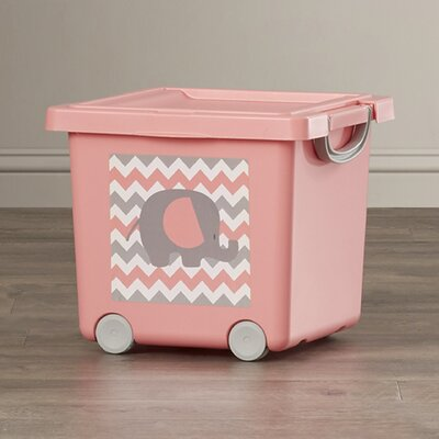 Viv + Rae Nellie Toy Stacking Basket with Lid