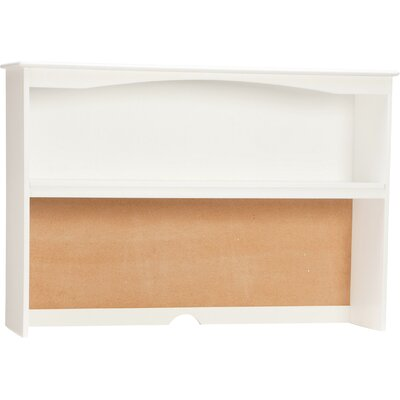 Bonneau 36 H X 52 W Desk Hutch Finish: White