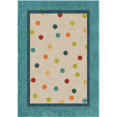 Jerry Indoor/Outdoor Area Rug Rug Size: 52 x 76