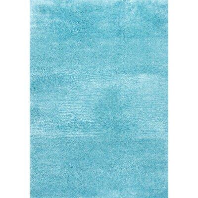 Jordi Baby Blue Area Rug Rug Size: 710 x 10