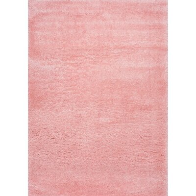 Julio Baby Pink Area Rug Rug Size: Rectangle 710 x 10