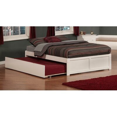 Brenna 2 Piece Bedroom Set Finish: White
