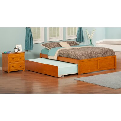 Brenna 2 Piece Bedroom Set Finish: Caramel Latte