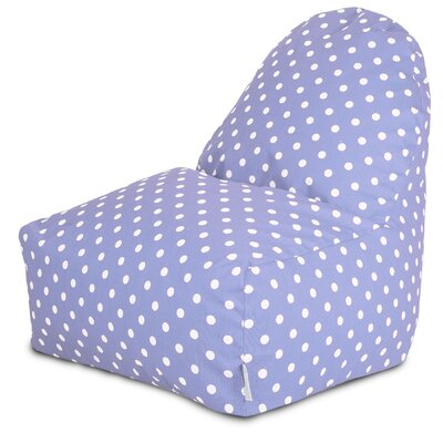 Telly Bean Bag Lounger Upholstery: Lavender