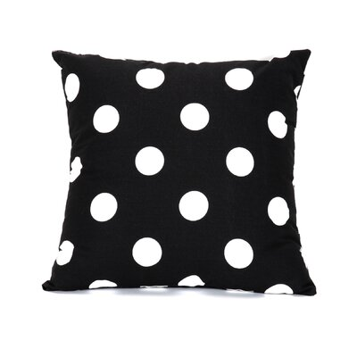 Telly Large Cotton Throw Pillow Size: Large