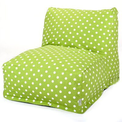 Telly Bean Bag Lounger Upholstery: Lime