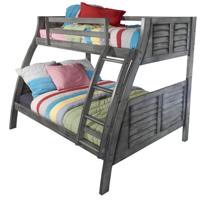 Lynn Twin Over Full Bunk Bed