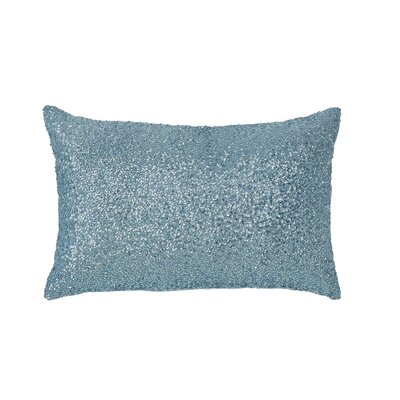 JoBe Lumbar Pillow Color: Blue