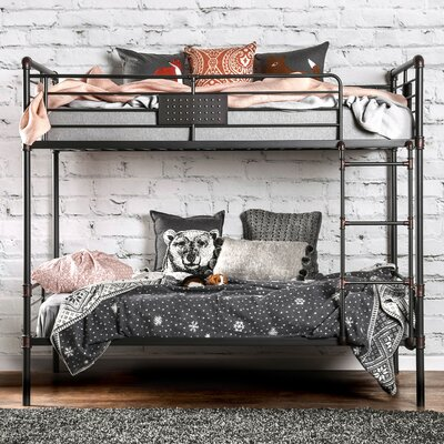 Leland Twin over Twin Bunk Bed