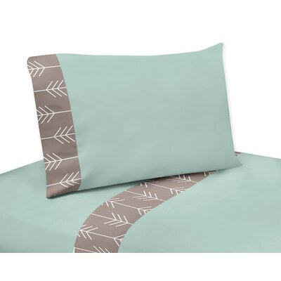 Outdoor Adventure 200 Thread Count 100% Cotton Sheet Set Size: Twin