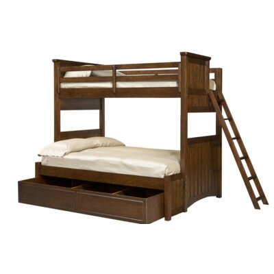 Ridge Twin over Full Bunk Bed