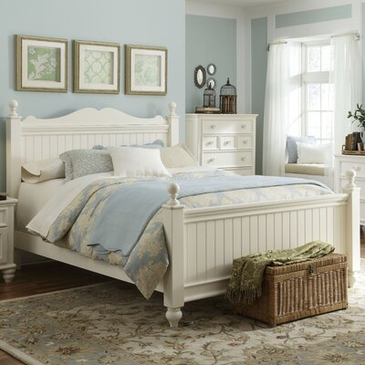 Center Drive Queen Platform Bed
