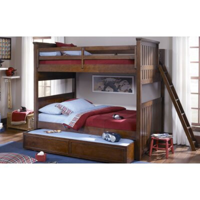 Ridge Bunk Bed Size: Full over Full