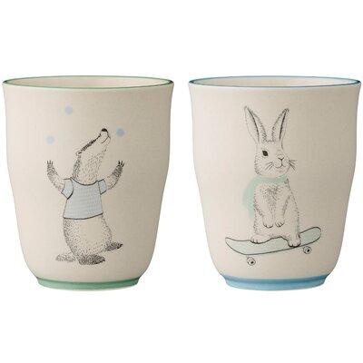 Lorraine 4 Piece Ceramic Cup Set VVRO4377 31920751