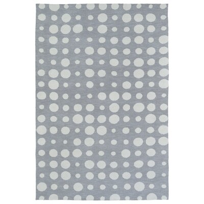 Marco Gray Area Rug Rug Size: 2 x 3
