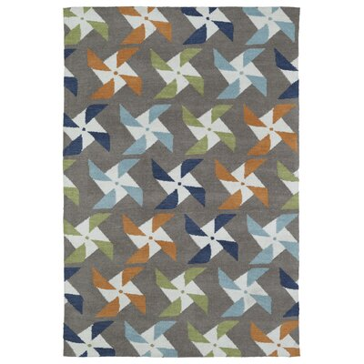 Margo Taupe Area Rug Rug Size: 4 x 6