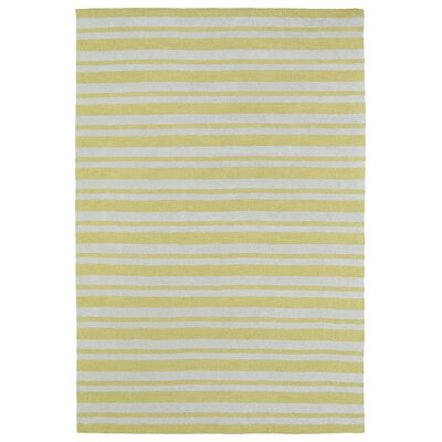 Marlon Yellow Area Rug Rug Size: Rectangle 8 x 10