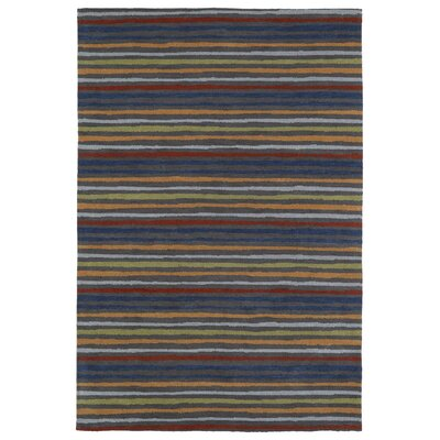 Mary-Kate Gray Area Rug Rug Size: 4 x 6