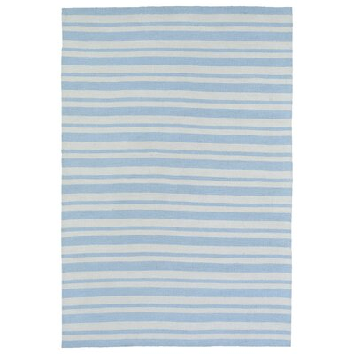 Marlon Blue Area Rug Rug Size: Rectangle 3 x 5