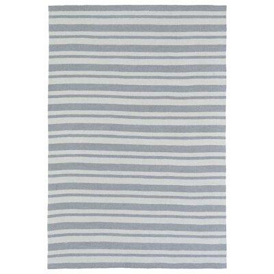 Marlon Gray Area Rug Rug Size: Rectangle 8 x 10