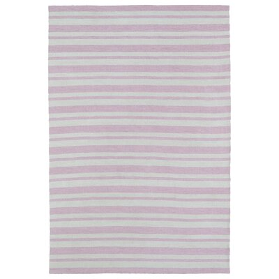 Marlon Pink Area Rug Rug Size: Rectangle 8 x 10