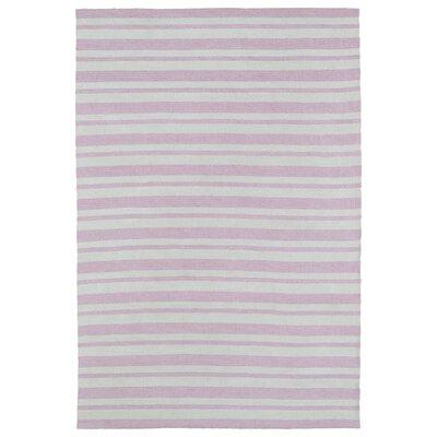 Marlon Pink Area Rug Rug Size: 5 x 7