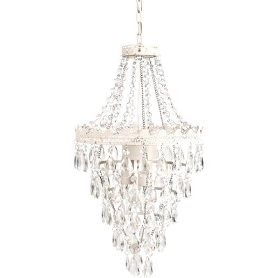 Caden 1-Light Crystal Pendant
