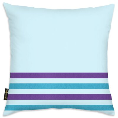 Shelia Stripes Throw Pillow