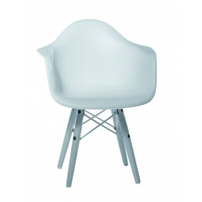Rayan Armchair Finish: White