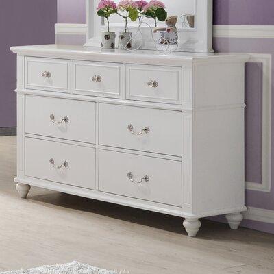 Lydia 7 Drawer Dresser