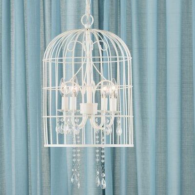 Luca 4-Light Foyer Pendant